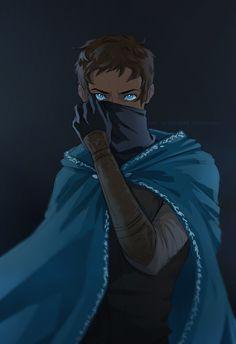 Dragon AU Lance :) Please support me on Ko-Fi, so I can create more art for u guys