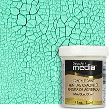DecoArt Product Profile with Andy Skinner - Crackle Mediums