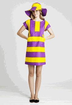 Lasi dress by Marimekko Dress P, Dress Outfits, Marimekko Dress, Little Dresses, Online Shopping Stores, Textile Design, Fashion Prints, Color Pop, Stripes