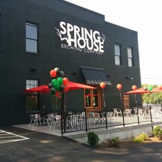 Spring House Brewing Co. - Visit Lancaster City