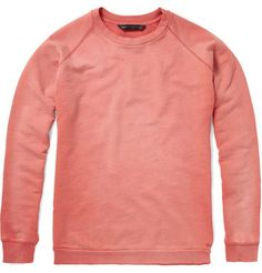 Marc by Marc Jacobs Washed Cotton Sweater