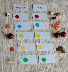 Making Language Work More Exciting - Montessori for Everyone - Montessori Blog