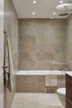 Modern Master Bathroom, Bathroom Spa, Bathroom Interior, Sweet Home, Bathtub, Design Inspiration, House Design, Home Decor, Toilet