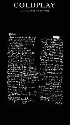 Coldplay Edits
