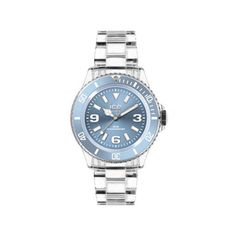 montre Homme Ice Watch, Ice Pure Blue Big