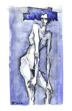 gesto: mulheres azuis - 22