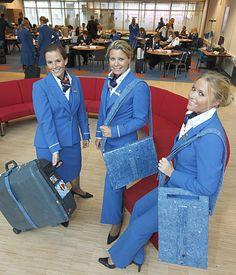 KLM Flight Attendants
