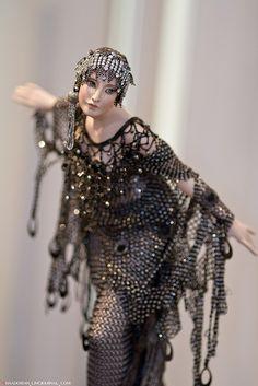 Фотоотчет: Юбилейная X-я профессиональная ежегодная выставка художественных кукол DOLLART.RU - mo_best