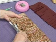Video: How to Make Yarn Mane for Hobby Horse   eHow
