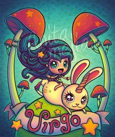 Zodiac - Anita Mejia