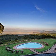 Sopa Ngorongoro Lodge | Tanzania Custom Safaris | Boundless Journeys