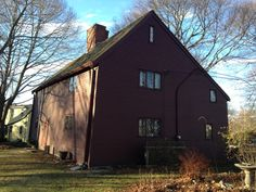 Take a look at our very own colonial styled house build in 1701. This  home is located in Melrose, MA