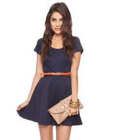 i like this dress at forever 21. and for 13 dollars its a steal. need to get over to the mall soon!