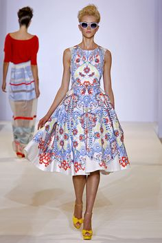 Temperley London Spring 2013 Ready-to-Wear Collection Slideshow on Style.com