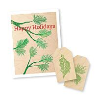 Free Christmas Cards and Gift Tags from Better Homes and Gardens
