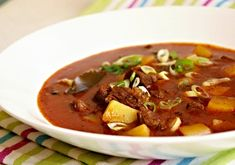 Czech Recipes, Ethnic Recipes, Thai Red Curry, Food, Eten, Meals, Diet