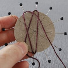 Twine Flower Tutorial Update for Really Reasonable Ribbon