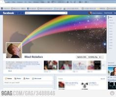 Puking Rainbows, level facebook