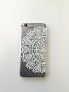 Mandala Love iPhone Case