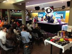 2º Campeonato BARISTA de Tarragona. 25 de abril de 2013. IES Escola d'Hoteleria de Cambrils. Organizado por Fórum del Café i Cafés Brasilia.
