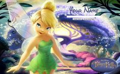 Tinker Bell Theme from ShinySearch