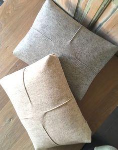 Sewing Pillows, Diy Pillows, Decorative Pillows, Throw Pillows, Cushions To Make, Scatter Cushions, Cushion Cover Designs, Cushion Covers, Cushion Embroidery