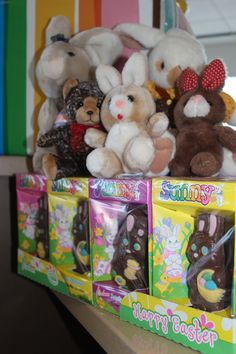 2012 ISS Easter Drive