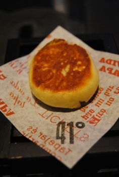 #miniburger #41º #ferransdria http://on.fb.me/1a3QtQZ