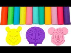 Rengarenk Oyun Hamuru Sürpriz Yumurtaları, Furby Arabalar Trolls Koyun Shaun Sürpriz Oyuncakları - YouTube