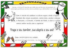 No dia 14 de setembro, a Casa de Cultura do Itaim Paulista será palco do Batucafro - grande encontro que busca ecoar o som dos tambores ancestrais africanos em prol da cultura negra e seus artistas na Zona Leste de SP, a partir das 18h, com entrada Catraca Livre.