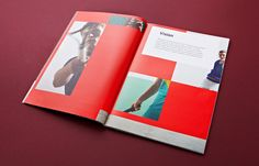 Head Lookbook by Two Times Elliott , via Behance