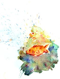 watercolor my world