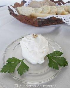 El cuaderno de recetas: Queso Crema de Kéfir
