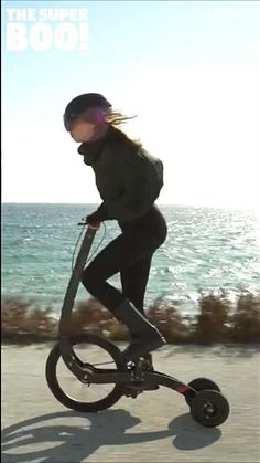 Tech Discover This Standing Bike Combines Walking And Biking - design - Velo Design Bicycle Design Design Design Creative Design Gadgets And Gizmos Cool Gadgets Tech Gadgets Outdoor Workout Velo Biking Velo Design, Bicycle Design, Design Design, Stand Design, Creative Design, Gadgets And Gizmos, Cool Gadgets, High Tech Gadgets, Inventions Sympas