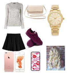 """""""Untitled #2"""" by lyana-chavarria on Polyvore featuring Proenza Schouler, Charlotte Russe, Michael Kors, women's clothing, women, female, woman, misses and juniors"""
