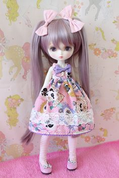 Leekeworld Art Body Sized Fairy Kei Lolita Dress Sweet Pirate Skull and Roses