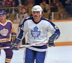 Rick Vaive | Toronto Maple Leafs | NHL | Hockey