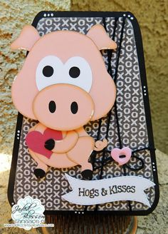 Paper Crafts by Candace: Jaded Blossom Monthly Challenge: Valentine's Day!