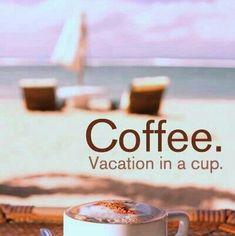 ….coffee