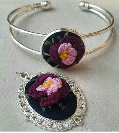 Pendant and bracelet