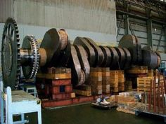 Kawasaki Heavy Industries Crankshaft