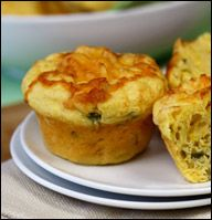 HG's Cheesy Jalapeño Corn Muffin - YOU MUST SEE & CHEW THIS, HUMANS!!!!