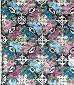Ergoxeiro: embroidery with cross stitch Cross Stitch Borders, Cross Stitch Designs, Cross Stitch Patterns, Janis Joplin, Bargello, Textures Patterns, Cross Stitch Embroidery, Needlepoint, Needlework