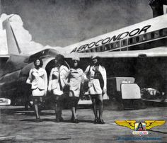 Boeing 720, Cabin Crew, Aviation, History, Classic, Movies, Movie Posters, Aircraft, Colombia