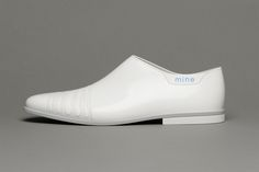 Mine – customized 3D-printed shoes