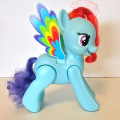 My Little Pony Rainbow dash Flip and whirl 2013 Hasbro #Hasbro #mylittlepony