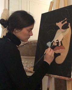 Pinned by: ☾OohmyJupiterr Art Inspo, Painting Inspiration, Tableaux Vivants, Musée Rodin, Artist Aesthetic, Art Hoe, Art Graphique, Art Design, Oeuvre D'art