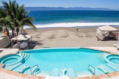 Beach Vacations, Vacation Trips, Ocean Club, Puerto Vallarta, Lounge Areas, Sandy Beaches, Cabana, Swimming Pools, Wildlife