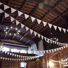 10 x 5m LACE Bunting Banner Vintage Wedding Reception Decorations Rustic Country Beach Barn by LittleDruryLane on Etsy https://www.etsy.com/au/listing/237507360/10-x-5m-lace-bunting-banner-vintage