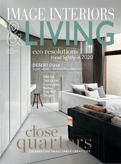 The Atlas, Living Magazine, Small Spaces, Interiors, Live, Image, Home Decor, Decoration Home, Room Decor